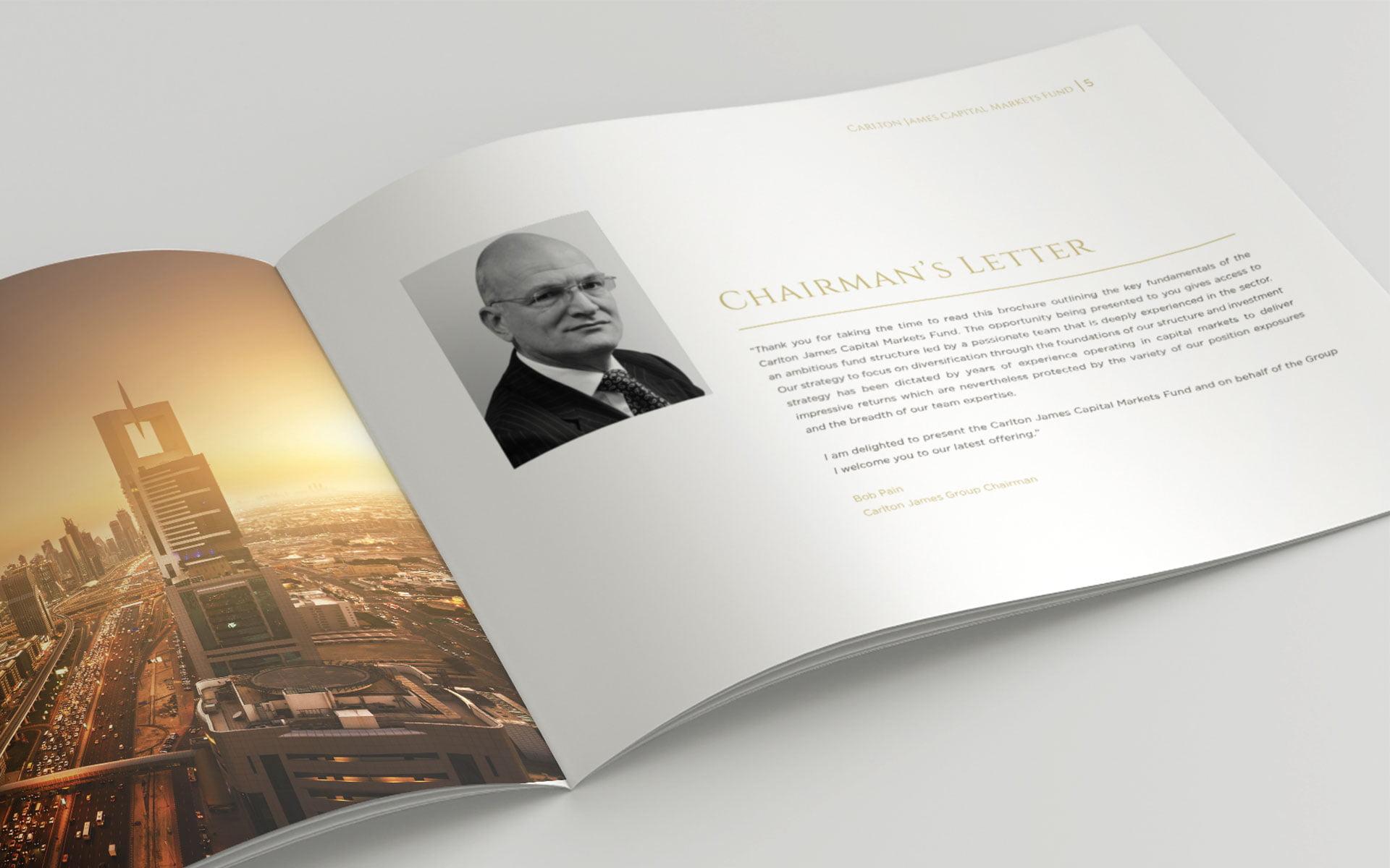 Carlton James - Capital Markets Fund